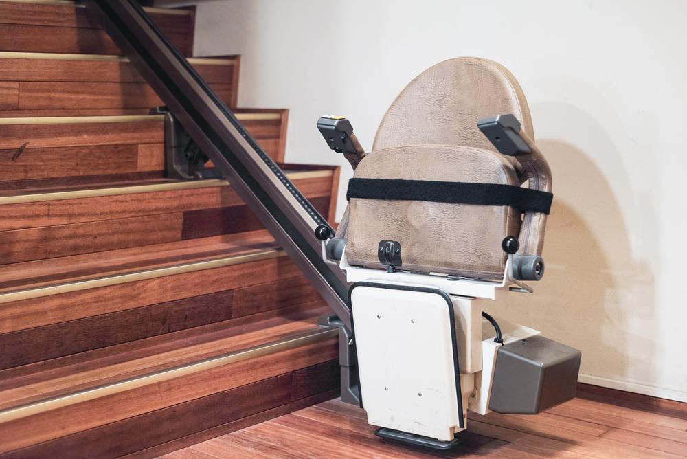 entreprise installation monte escalier L'Arbresle