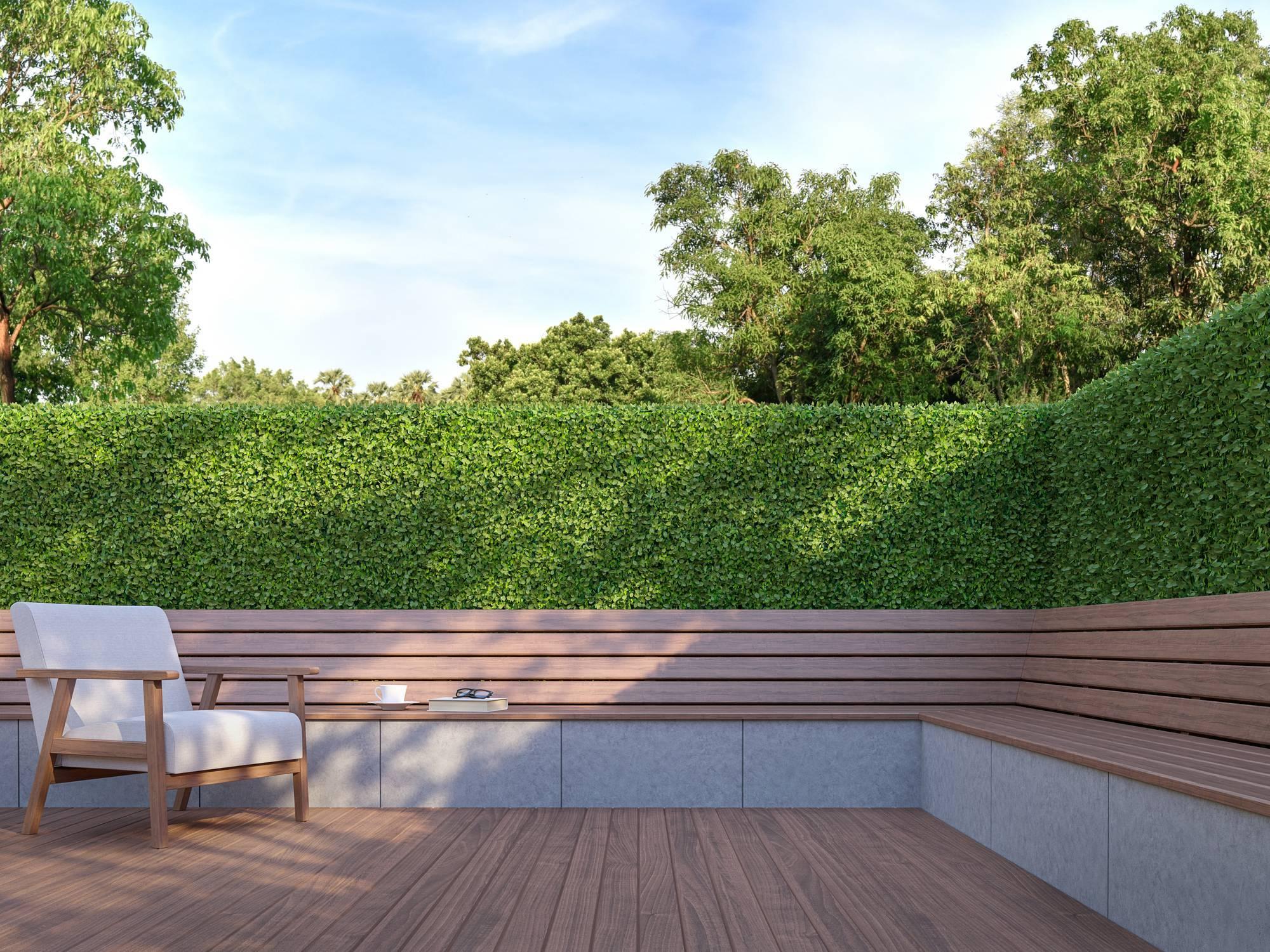 bien choisir sa clôture de jardin