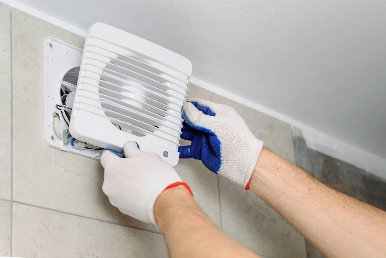 rénovation ventilation