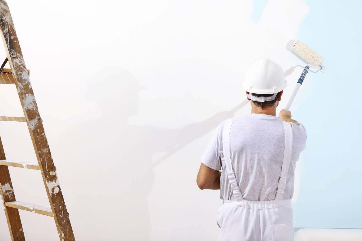 rénovation maison peinture